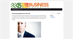 Preview of businesssecurity.net